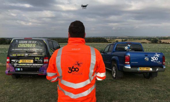 PfCO CAA Drone Pilot License Training UK   Drone Training UK